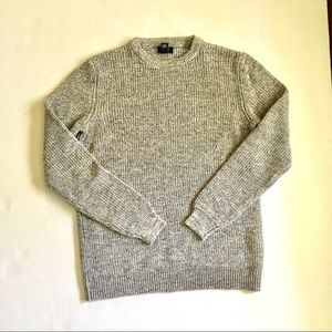 Forever 21 Men's Heather Gray Sweater